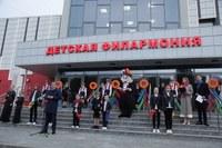 Алексей Текслер открыл после масштабной реконструкции Детскую филармонию