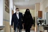 Алексей Текслер принял участие в голосовании