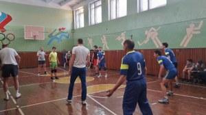 10 декабря в п.Магнитный состоялись соревнования по волейболу на кубок КФК Хасимов