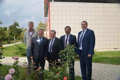 Глава района принял участие в XVII Российском муниципальном форуме.