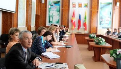 Руководители организаций и учреждений района прошли курсы по повышению квалификации