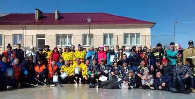 VI турнир по хоккею в валенках состоялся!