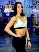 Фитнес-чемпионка с легкостью выполнила нормативы ГТО