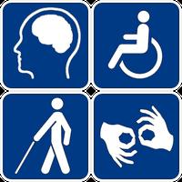 Информация для граждан, имеющих инвалидность!