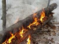 Обстановка с пожарами на территории Агаповского района