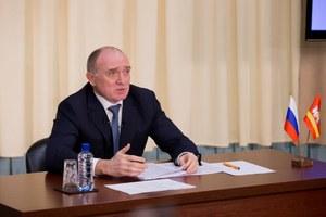 Пресс-конференция Губернатора