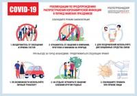Роспотребнадзор рекомендует россиянам строго соблюдать режим самоизоляции в период майских праздников.