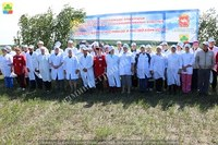 В Агаповском районе прошел традиционный областной конкурс операторов по воспроизводству сельскохозяйственных животных